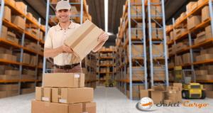 pengiriman barang melalui darat