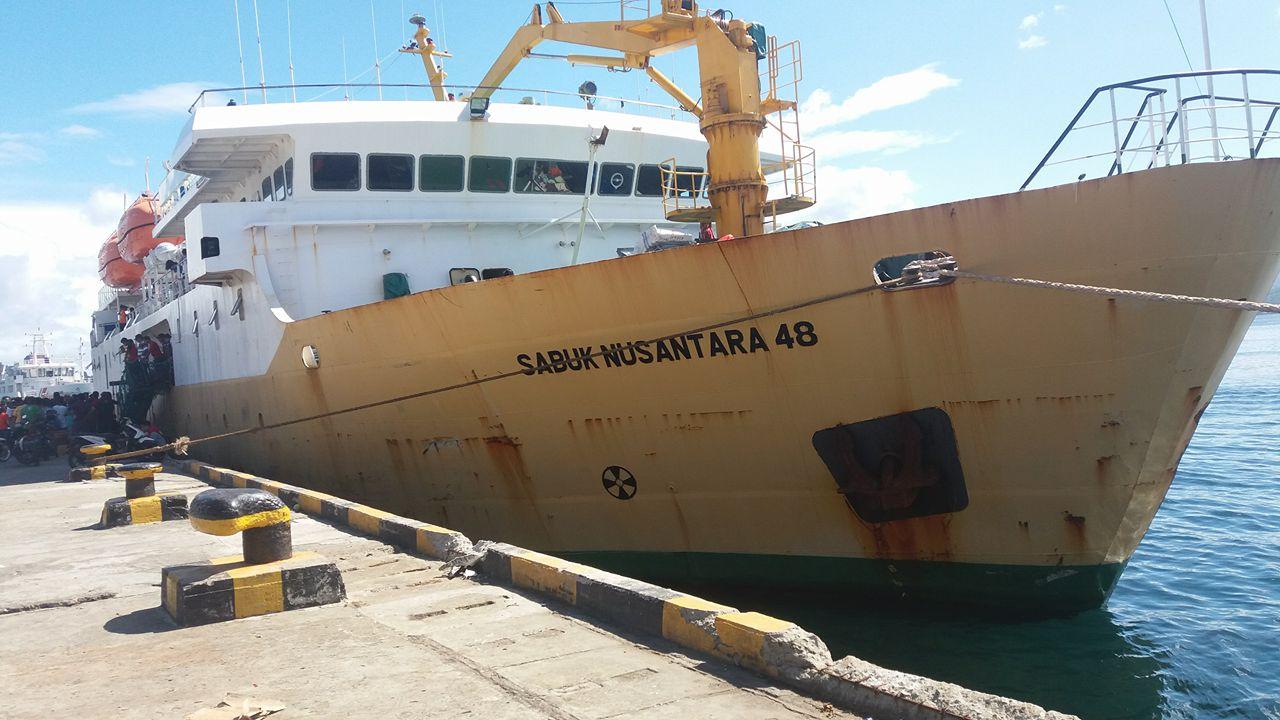 Cargo Via Kapal Pelni