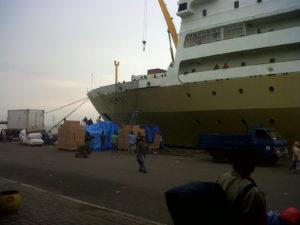Cargo Murah Jakarta Papua via Kapal Pelni