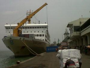 Pengiriman Via Kapal Pelni Jakarta e Kalimantan