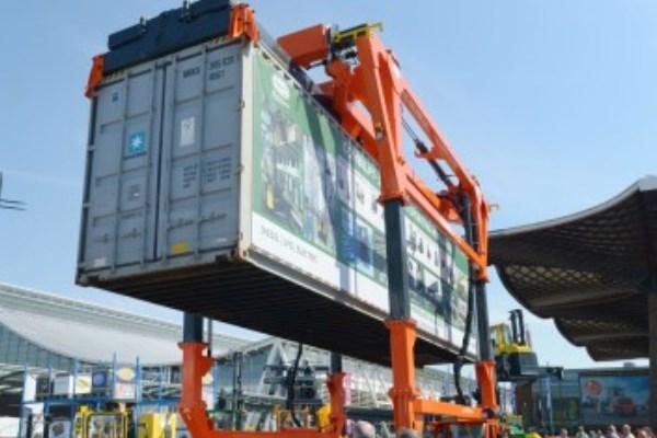 Jasa Cargo Alat Pertanian