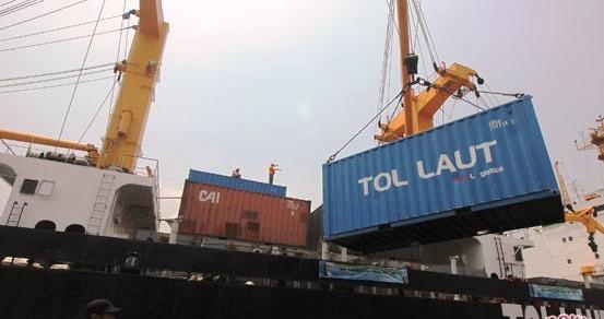 Cargo Jakarta Jayapura via kapal pelni