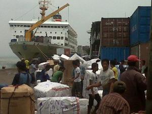 Jasa Cargo via Kapal Laut